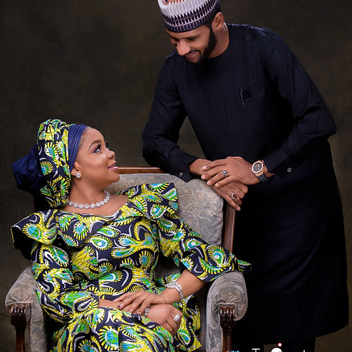 Aisha & Mustapha Prewedding