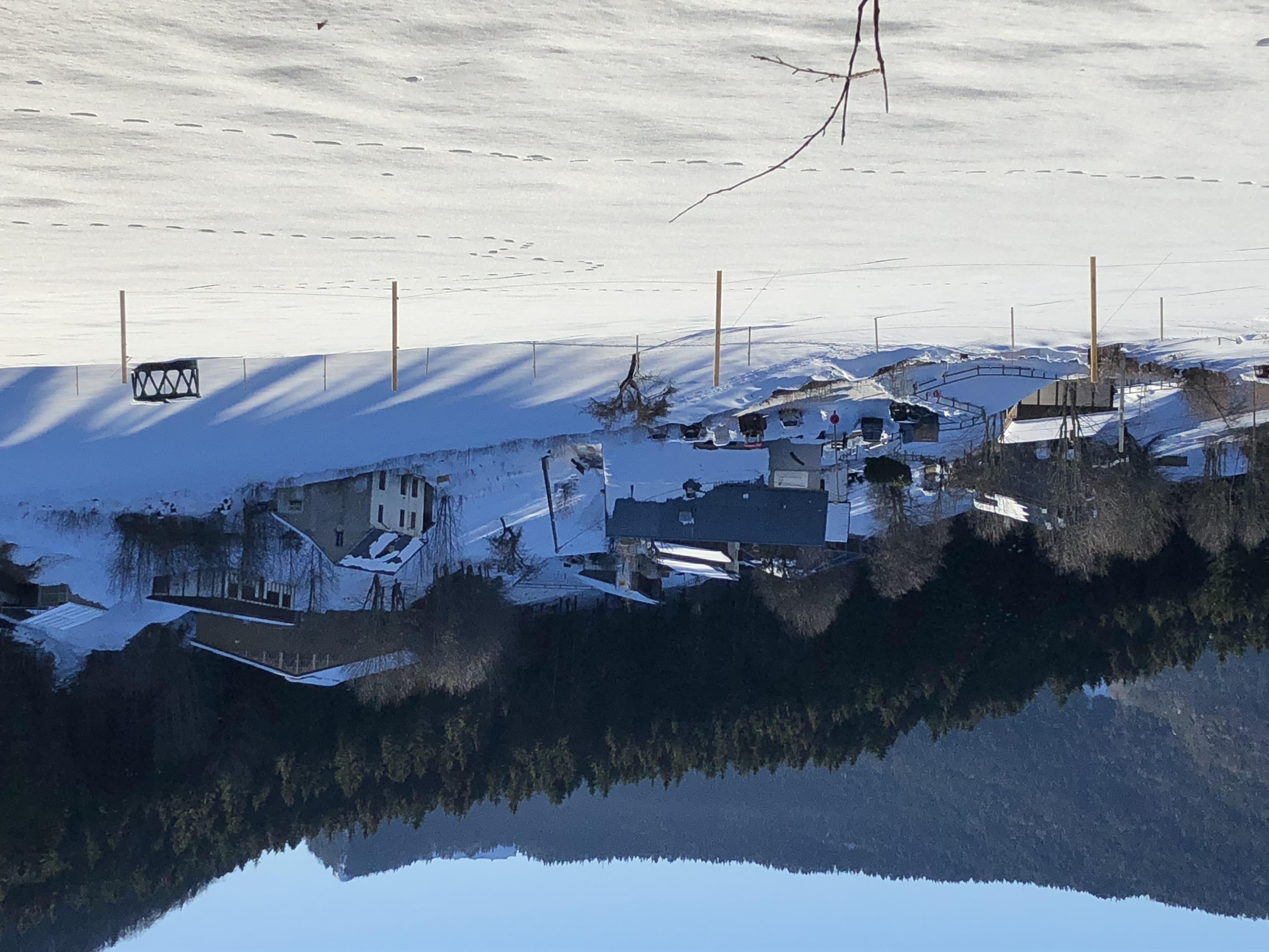Domaine de Bens Ecurie du Sappey  Hiver