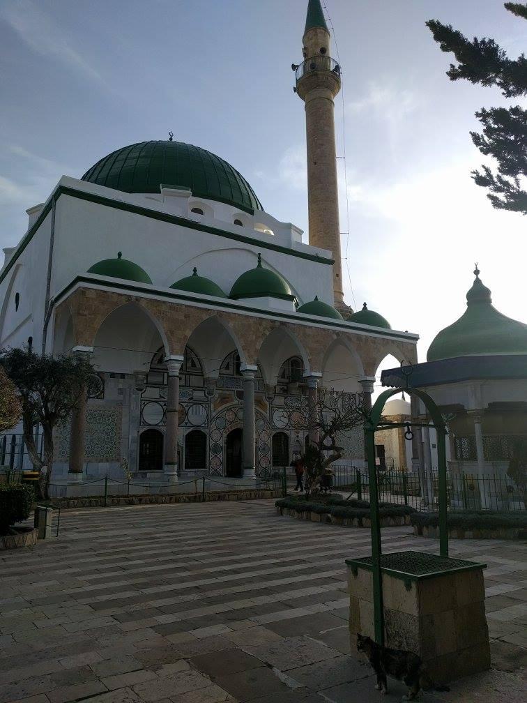 Al Jazzar Mosque, Acre