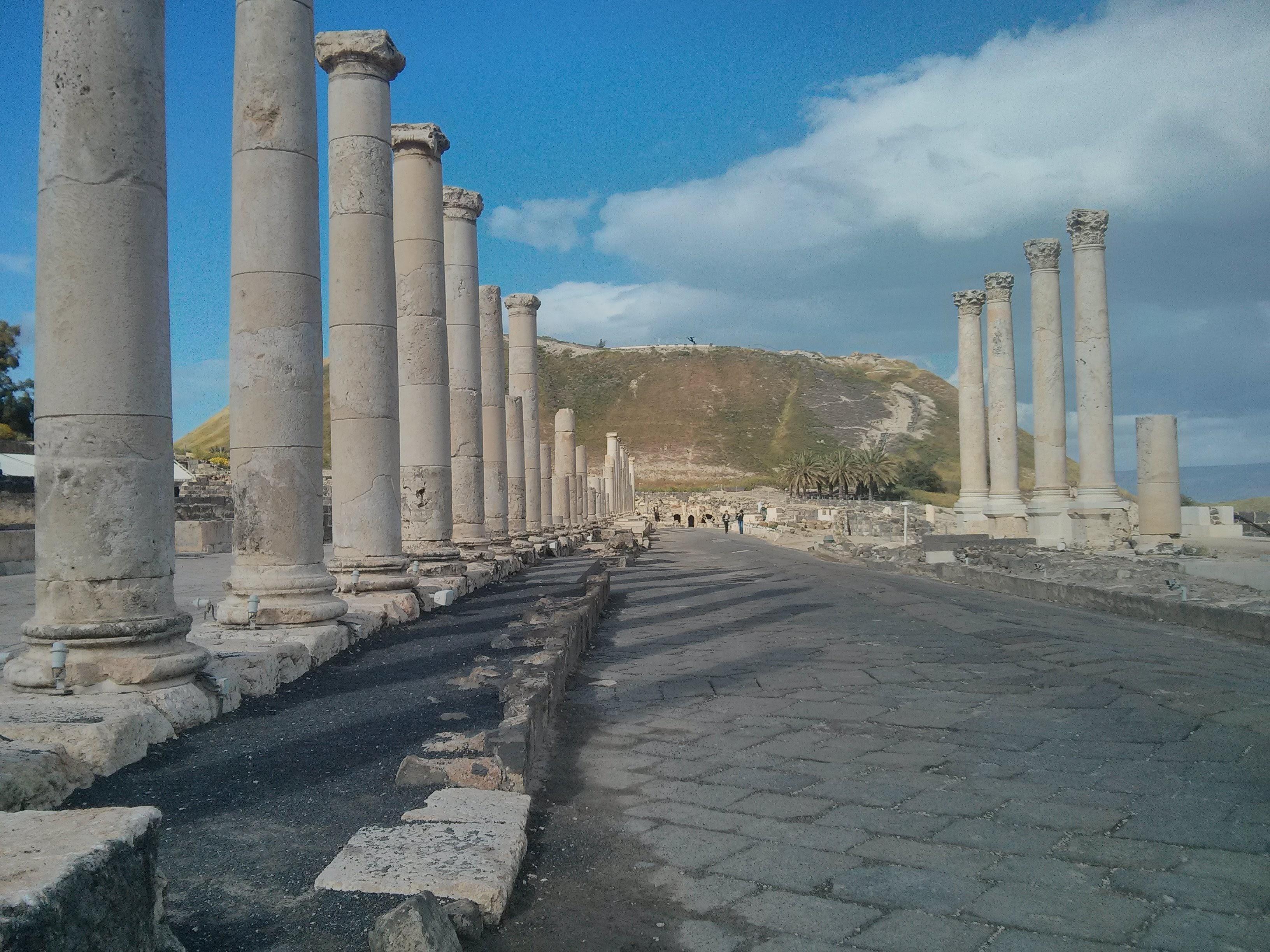 Byzantine Beit Shean