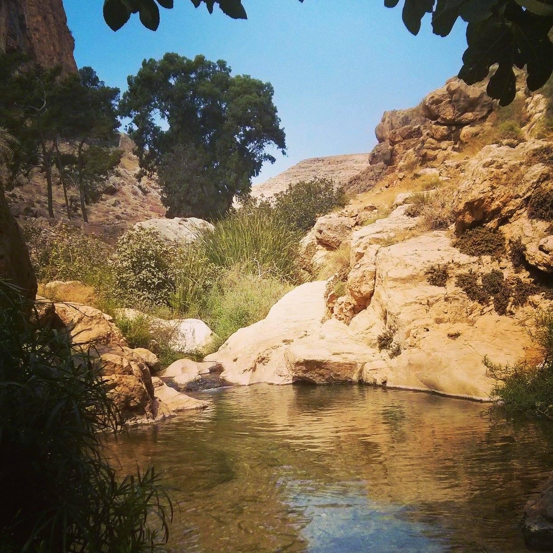 Nahal Prat, Wadi Qelt