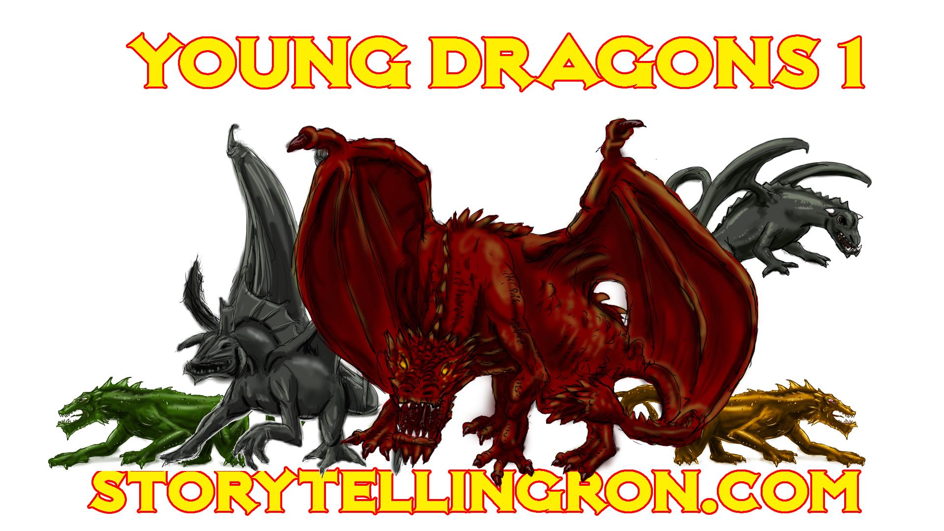 PROMO GROUP SHOT young dragons