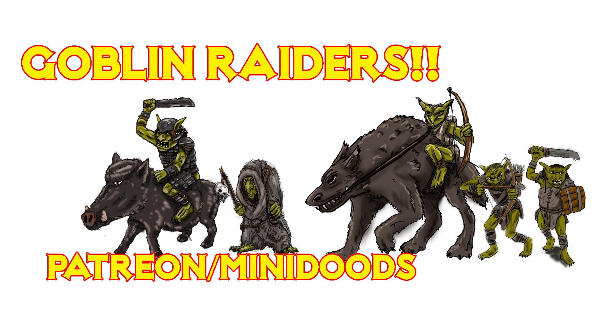 PROMO GROUP SHOT goblins