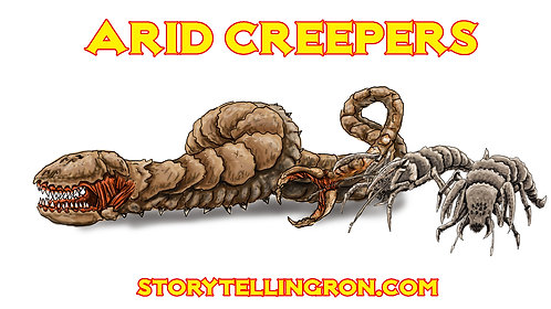 MiniDoods, Arid Creepers