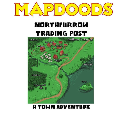 MapDoods, Northfurrow Trading Post