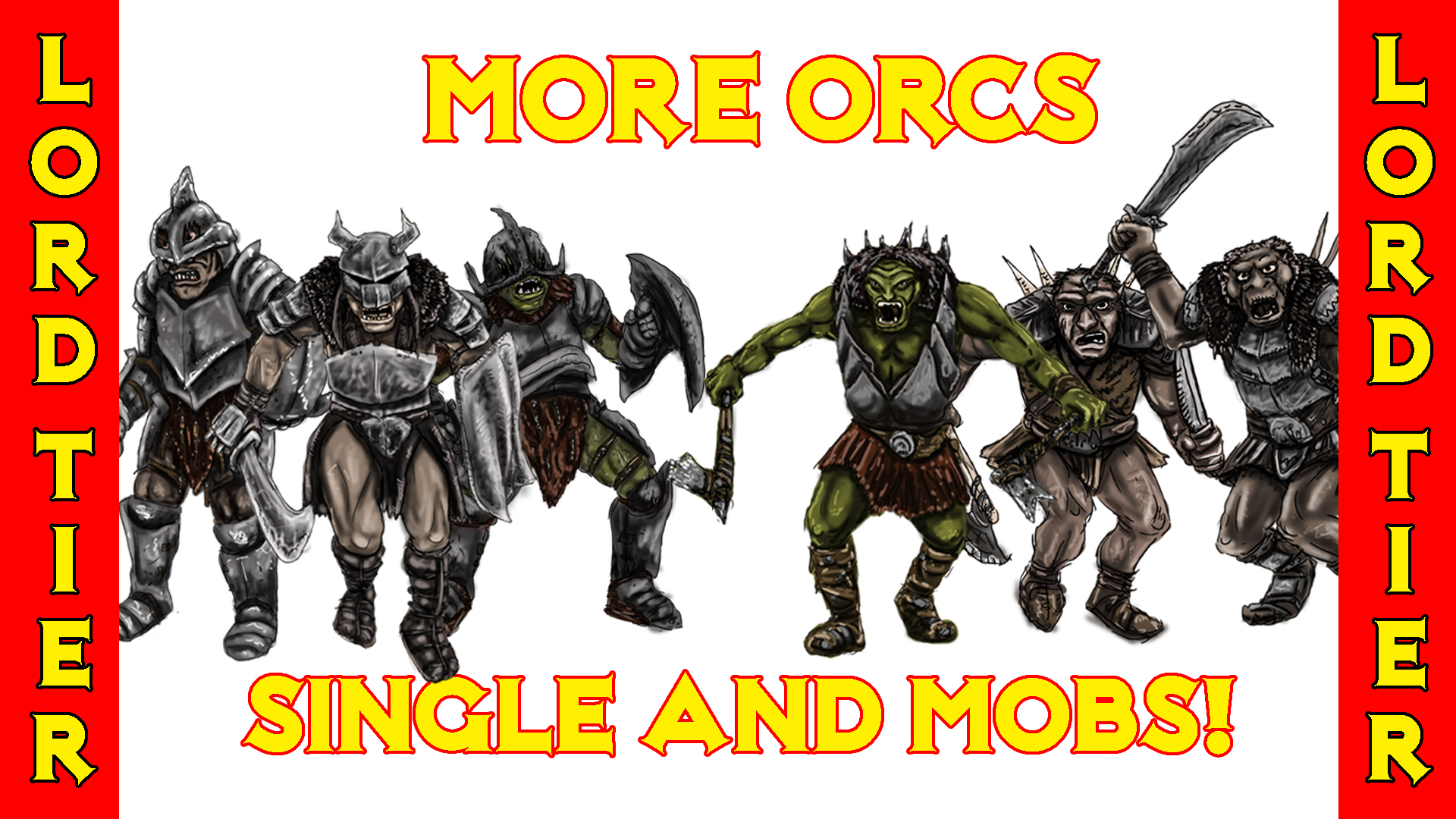 018 More Orcs - Lord Tier
