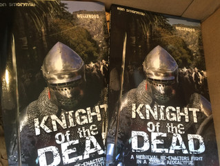 My new series, Knight of the Dead