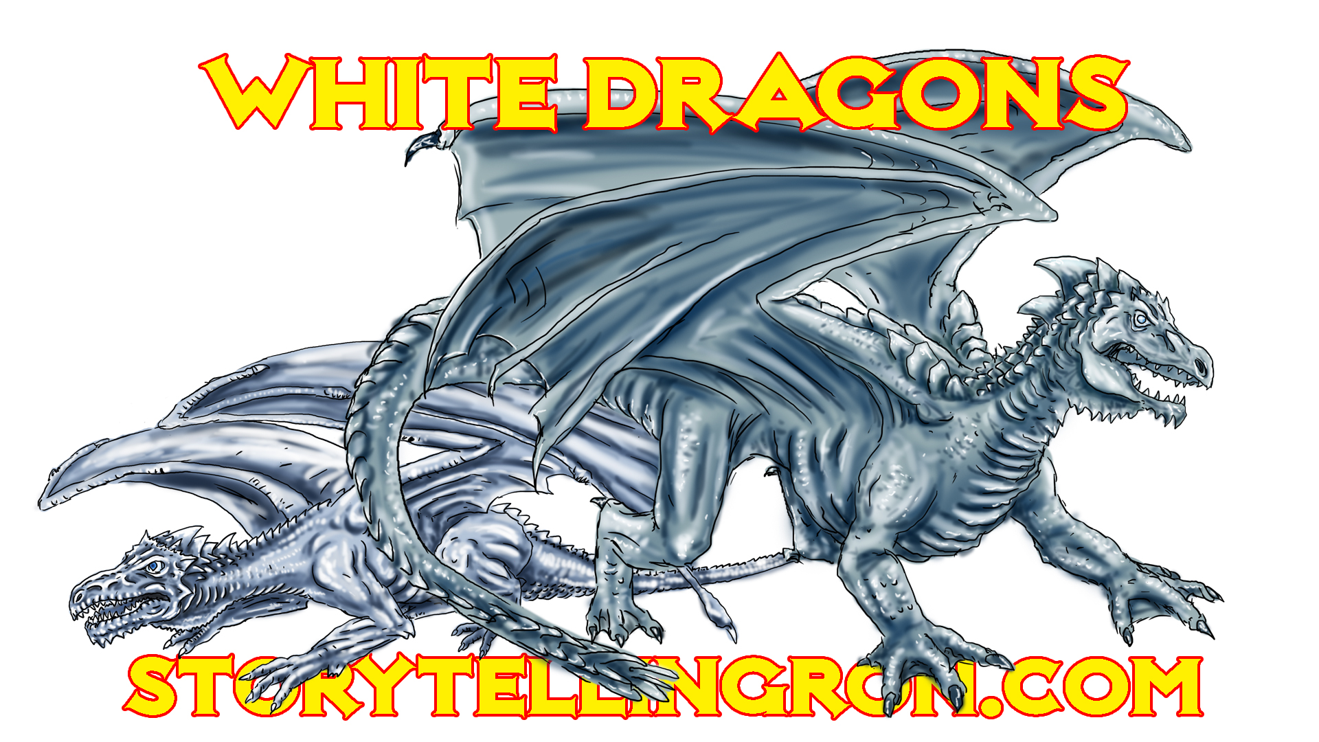 PROMO GROUP SHOT white dragons