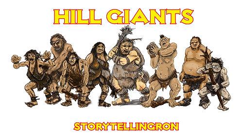 Minidoods, Hill Giants