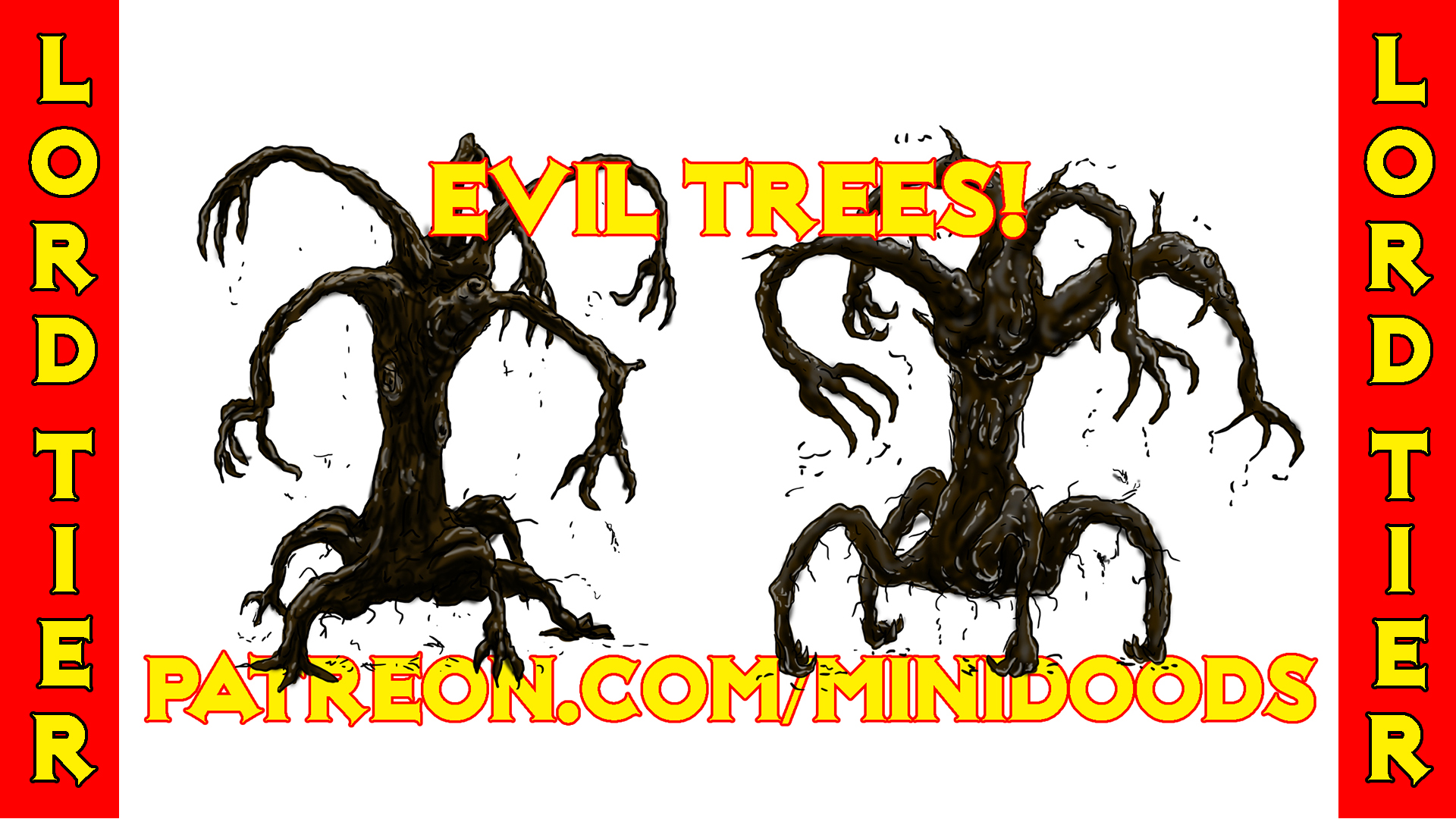 PROMO GROUP SHOT evil trees Lord Tier