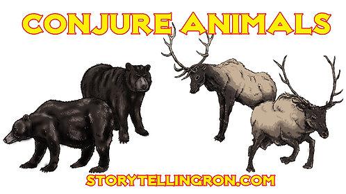 MiniDoods, Conjure Animals