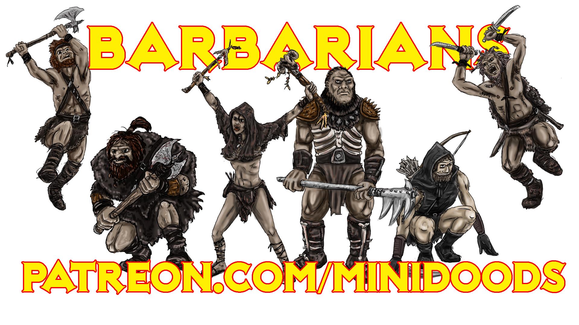 PROMO GROUP SHOT Barbarians