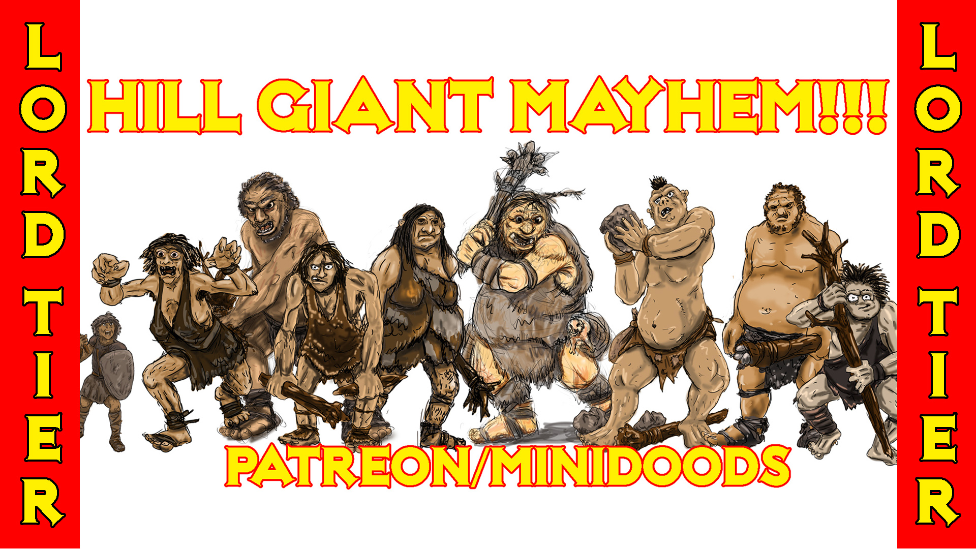 PROMO GROUP SHOT hill giants Lord Tier