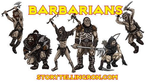 MiniDoods, Barbarians