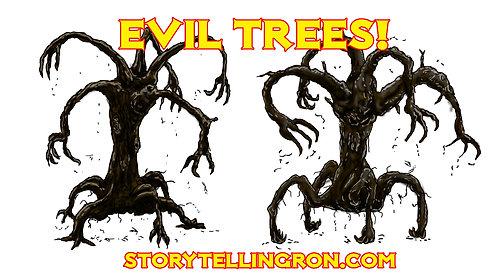 MiniDoods, Evil Trees!