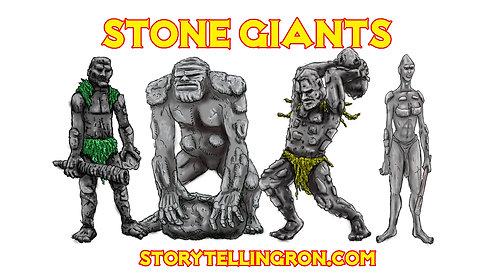 MiniDoods, Stone Giants