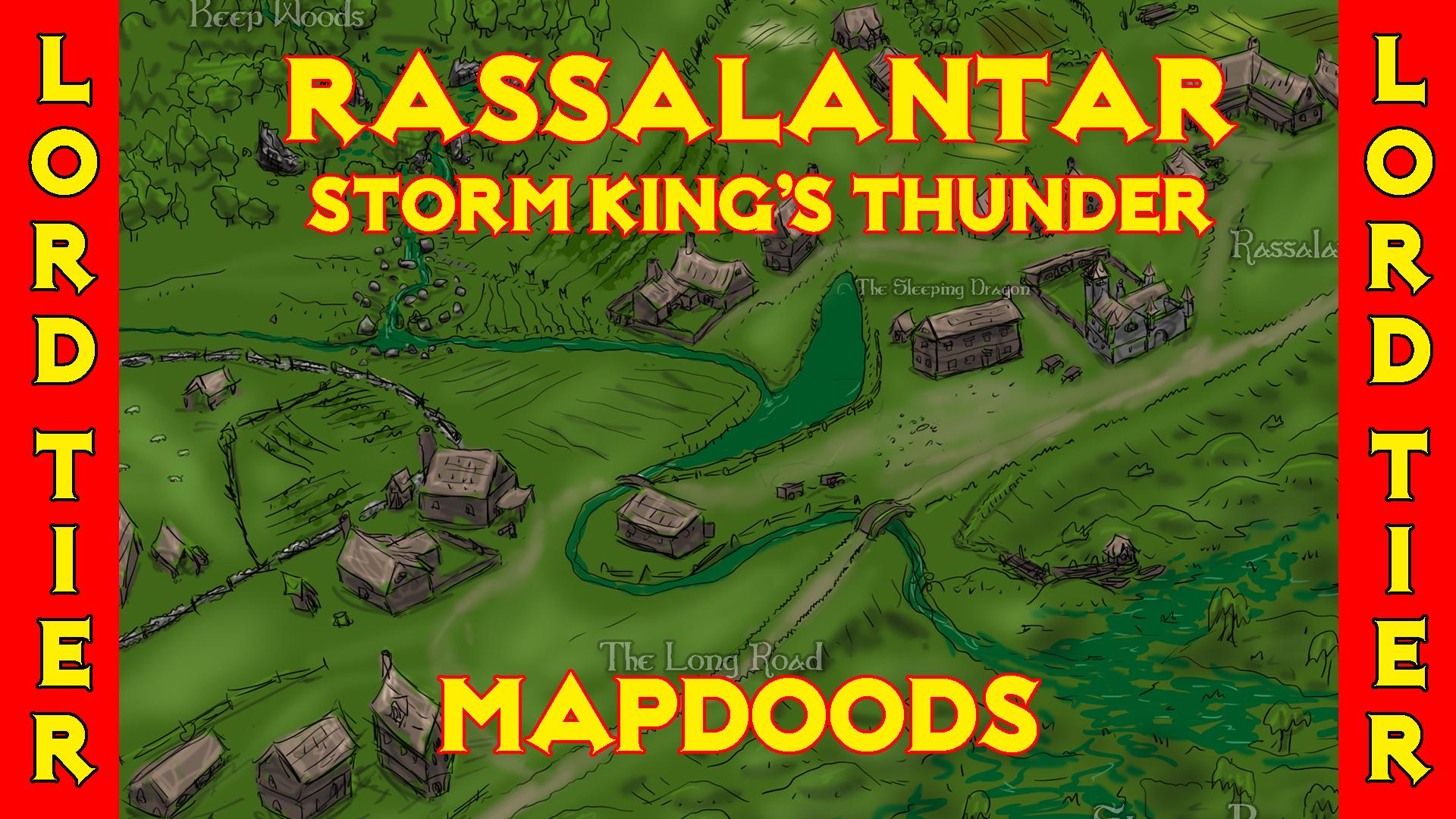 Mapdoods Rassalantar