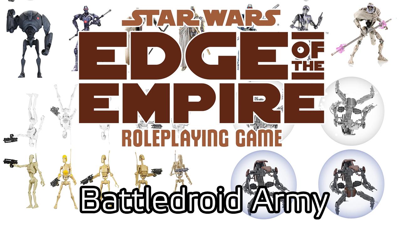 Battledroid Army