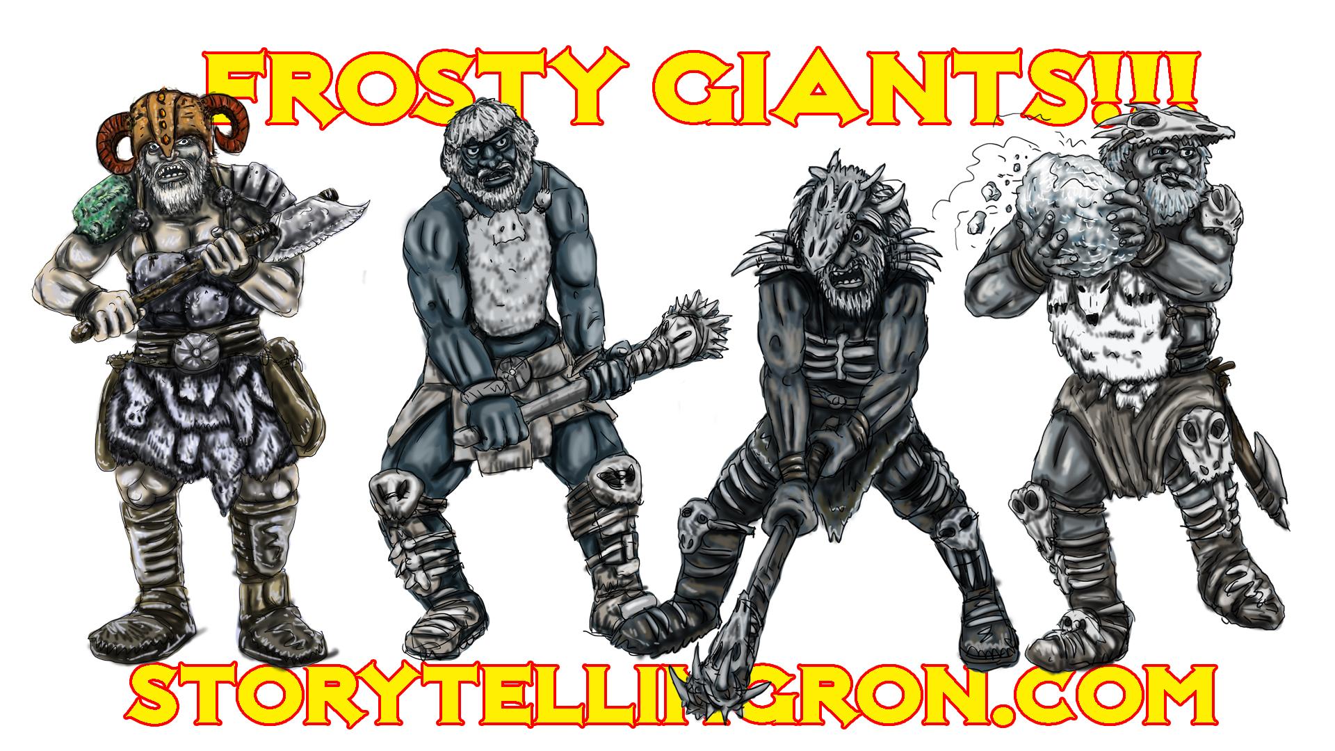 PROMO GROUP SHOT frosty giants