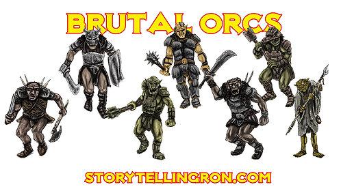 MiniDoods, Brutal Orcs