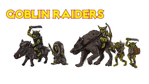 Minidoods, Goblin Raiders
