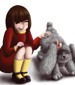 Lucy and Pepper
