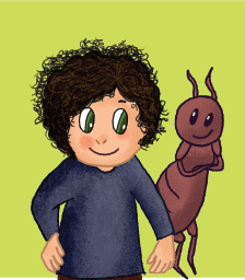 Ant and his Ant