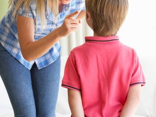 Ways To Discipline A Child