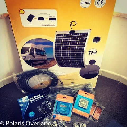 New Solar Power Equipment