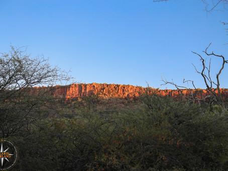 Namibia Day 12 - Etosha NP to Waterberg NP