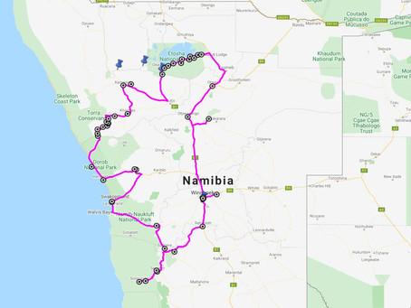 Namibia May 2016