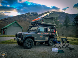 Kintail Camp Site