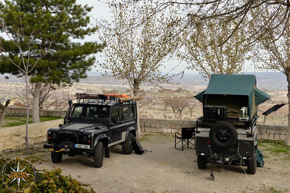 Kaya Camping Goreme Cappadocia
