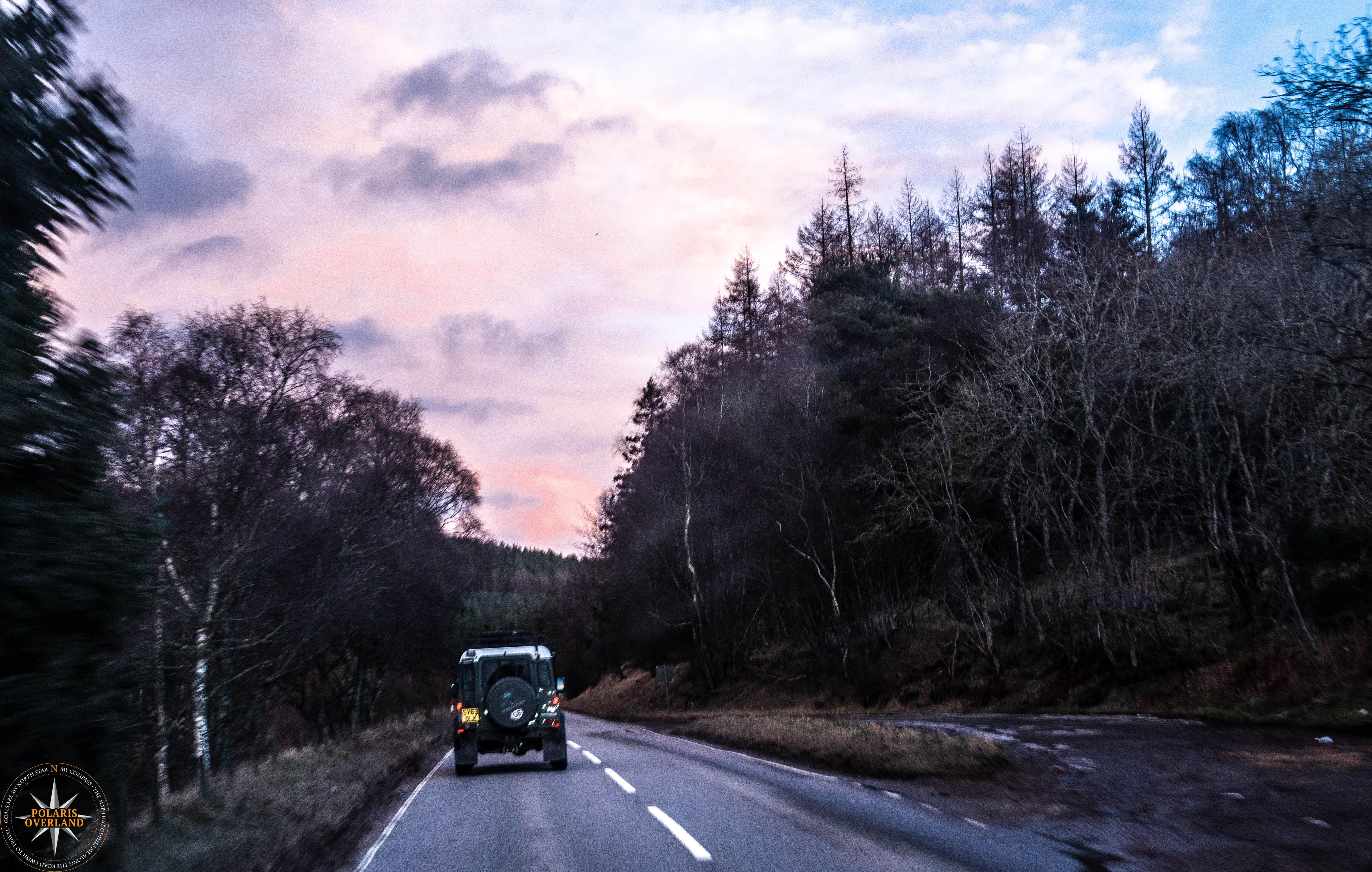 Snow Roads Drive
