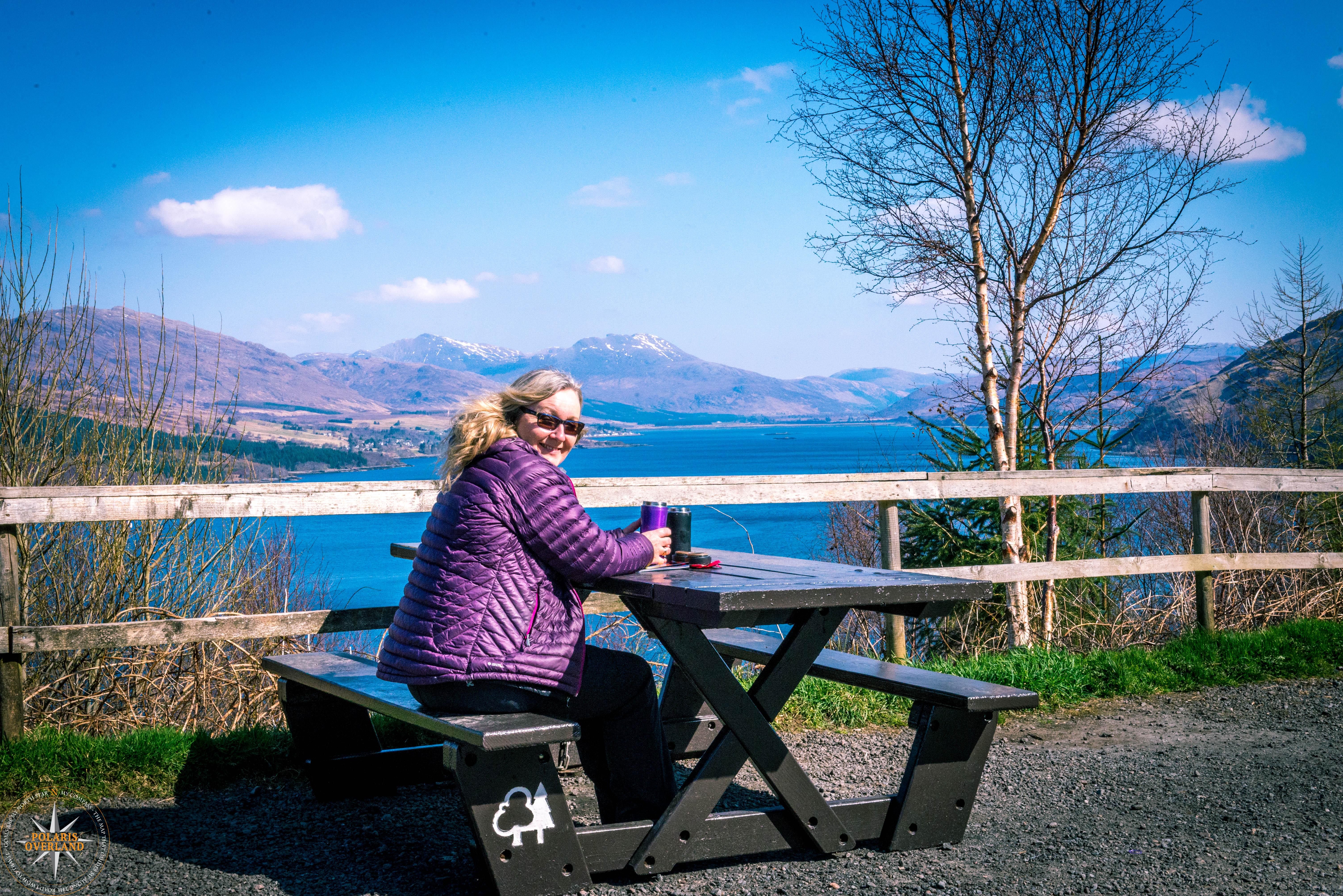 Loch Carron Angela