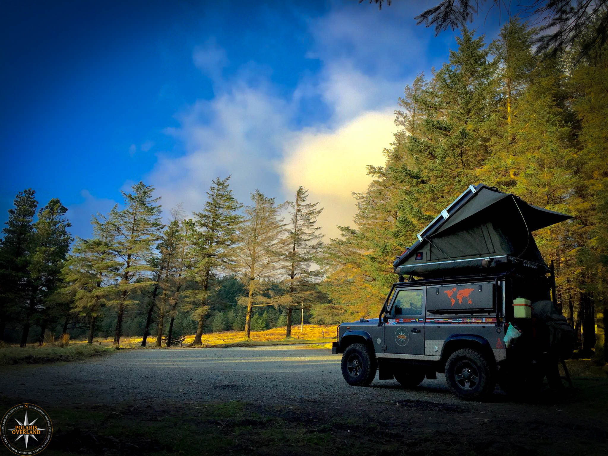 Glen Brittle Wild Camp