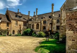 Europe Trip - Laycock Abbey
