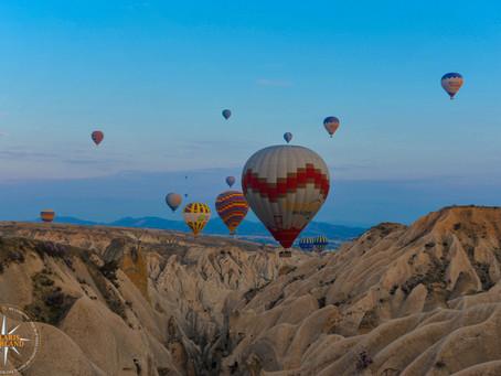 Cappadocia - Fairy Chimneys, Troglodytes and Blown Intercoolers
