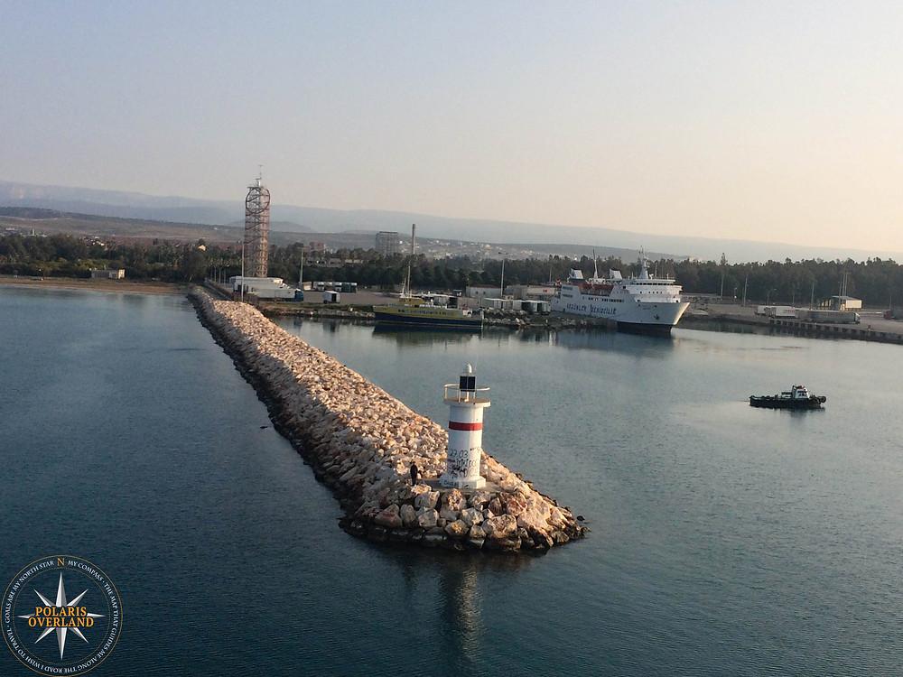 Tasuca Port