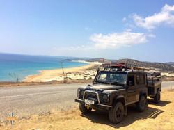 Cyprus Circumnavigation Day 5