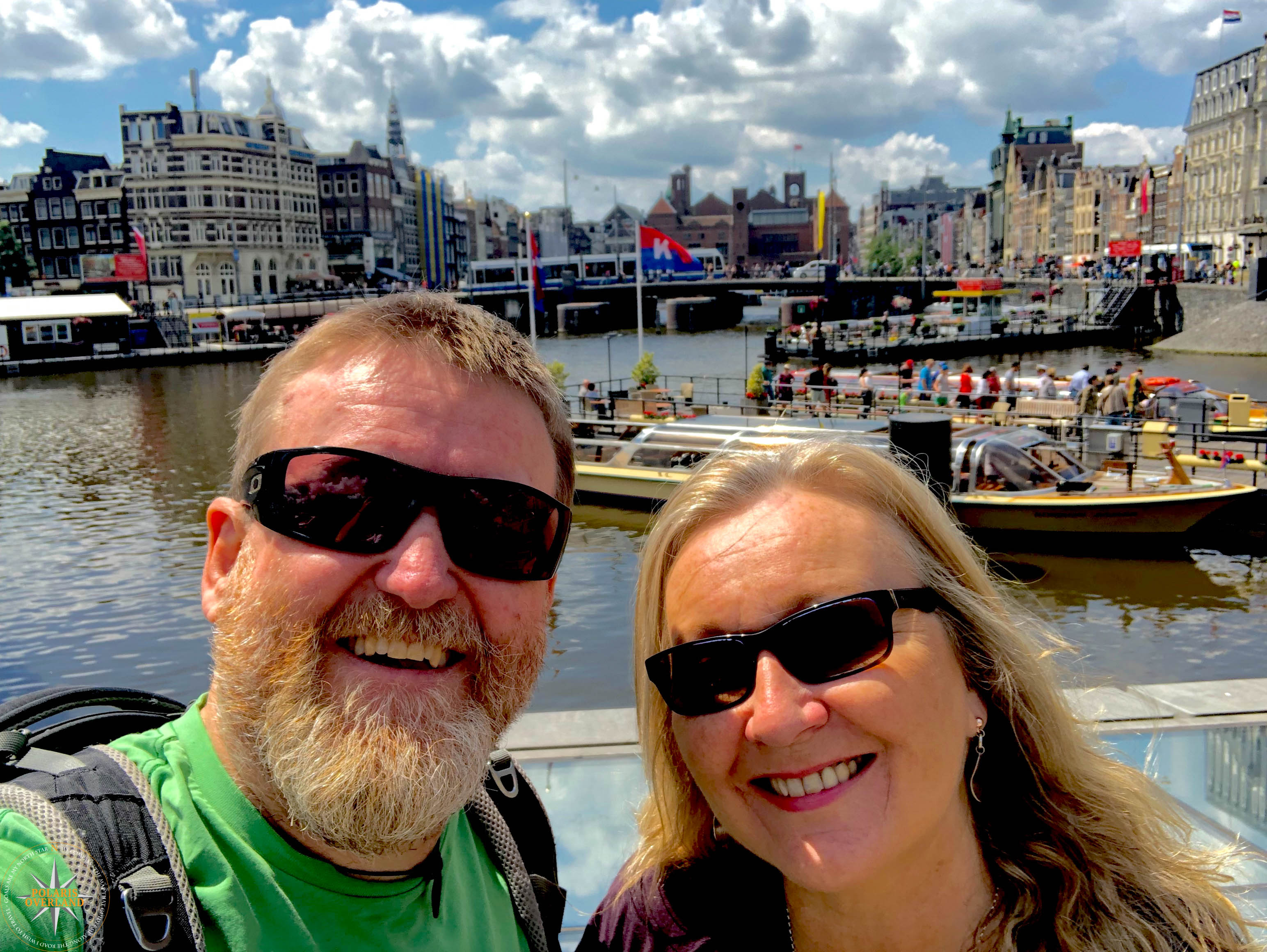 Europe Trip - Amsterdam