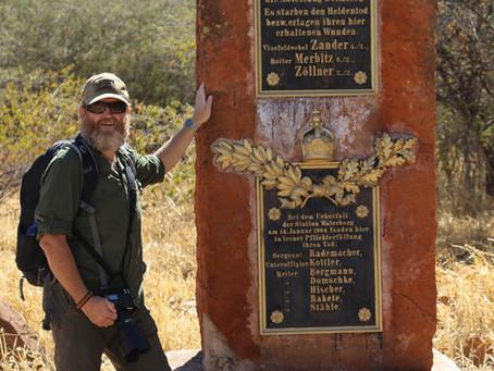 Namibia Day 13 - Waterberg NP