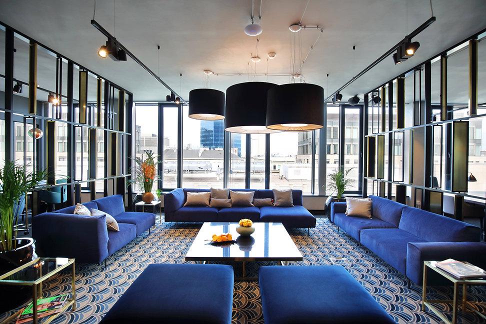 Interior Design for Business Link, Astoria