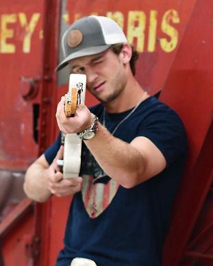 Musician Hayden Baker