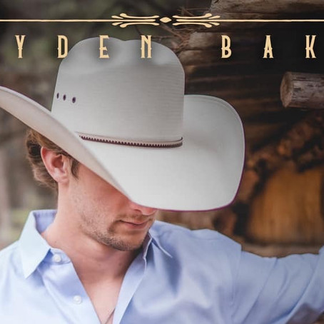 "HAYDEN BAKER RELEASES NEW SINGLE, ""ME WITHOUT YOU"""