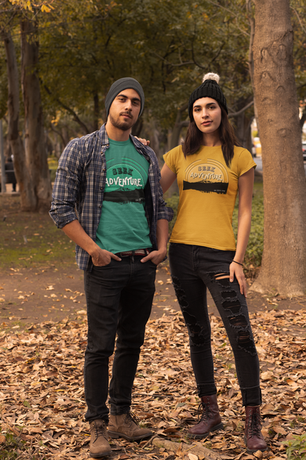 t-shirt-mockup-of-two-friends-posing-in-
