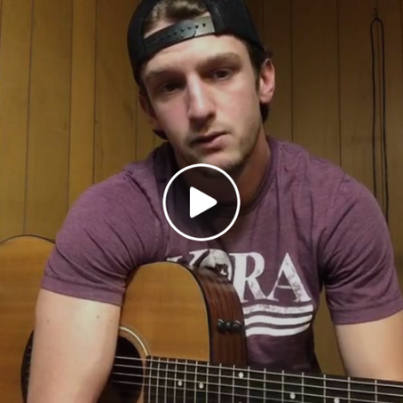 "HAYDEN BAKER REACHES NEARLY 40K VIEWS OF ""A DREAM: THE BASEBALL SONG"" ACOUSTIC VERSION"