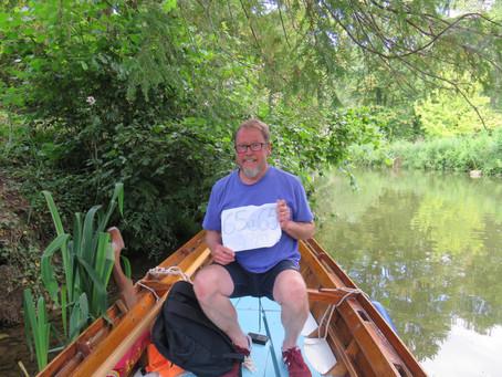 65@65 SWIM #2 THE CHERWELL RIVER, OXFORD