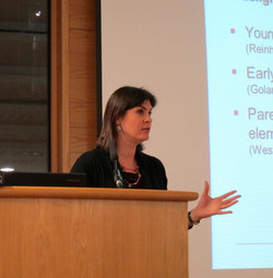 Dr. Paulina Nowicka (Karolinska Inst