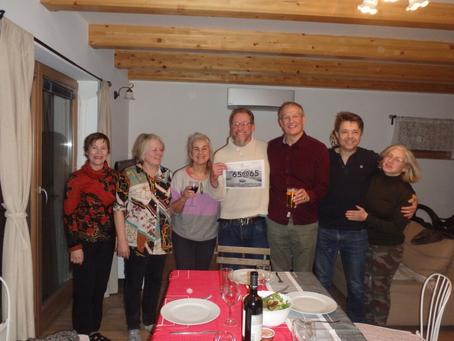 65@65 SWIM #42 WINTER SWIMMING WORLD CHAMPIONSHIPS, LAKE BLED, SLOVENIA